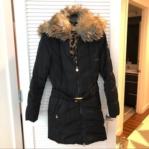 Laundry by Shelli Segal puffer coat with hood